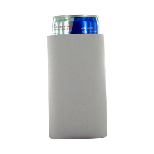 blank koozie 8oz Slim Can