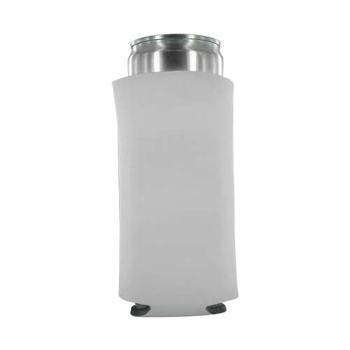 blank 12oz Tall Slim Can foam