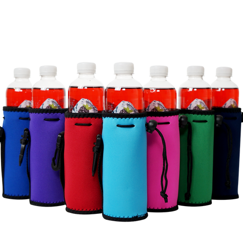 Blank Neoprene Water Bottle koozie