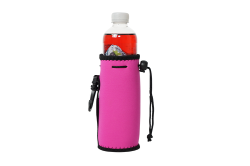 Pink Water Bottle koozie