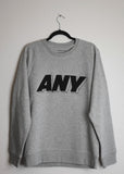 ANY Sweater GRY