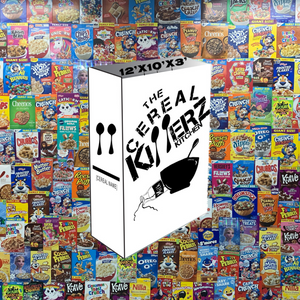 Build Your Own Cereal Box