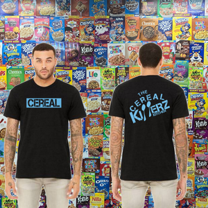 Box Logo Cereal Killerz T-Shirt