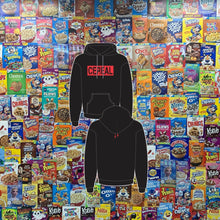 Load image into Gallery viewer, Box Logo Cereal Killerz Hoodie