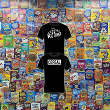 Load image into Gallery viewer, Box Logo Cereal Killerz T-Shirt