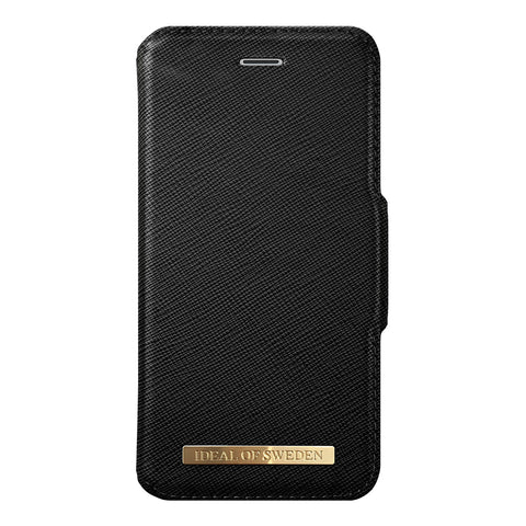 Ideal Fashion Wallet iPhone 6/6s/7/8/SE (Black)