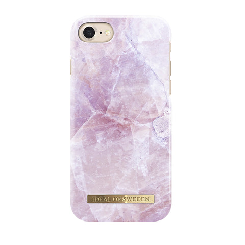 Ideal of Sweden Fashion Case iPhone 6/6s/7/8/SE Pilion Pink Marble