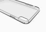 CYGNETT AEROSHIELD SLIM PROTECTIVE CASE - CLEAR - IPHONE XS