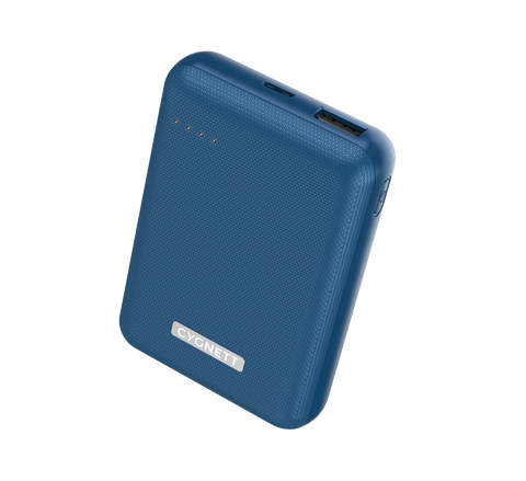 CYGNETT CHARGEUP RESERVE 10,000 MAH 18W POWER BANK - NAVY