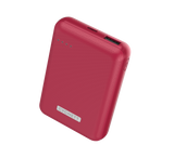 CYGNETT CHARGEUP RESERVE 10,000 MAH 18W POWER BANK - RED