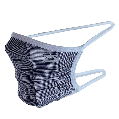ZENSAH PERFORMANCE FACE MASK - LIGHT GREY