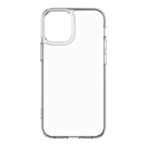 QDOS HYBRID iPhone 12 Mini Case - Clear