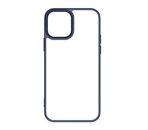 QDOS HYBRID iPhone 12 Max / 12 Pro Case - Navy