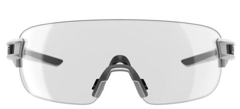 SALICE 021 WHITE/CLEAR PROTECTIVE GLASSES