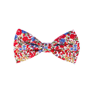 Liberty cotton floral bow tie by Parisian Crafted