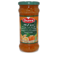 Confiture d'orange Durra - 430 g