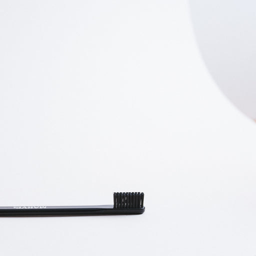 Marvis Medium Toothbrush Black
