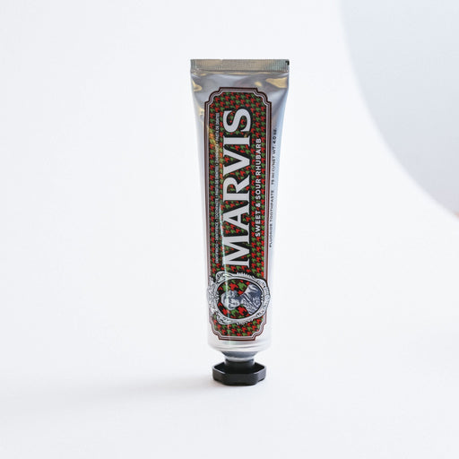 Marvis Sweet & Sour Rhubarb Toothpaste