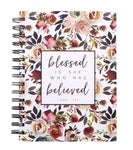 Blessed is She Who Has Believed Notebook