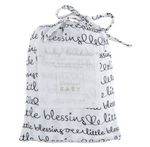 Swaddle Blanket - Little Blessing