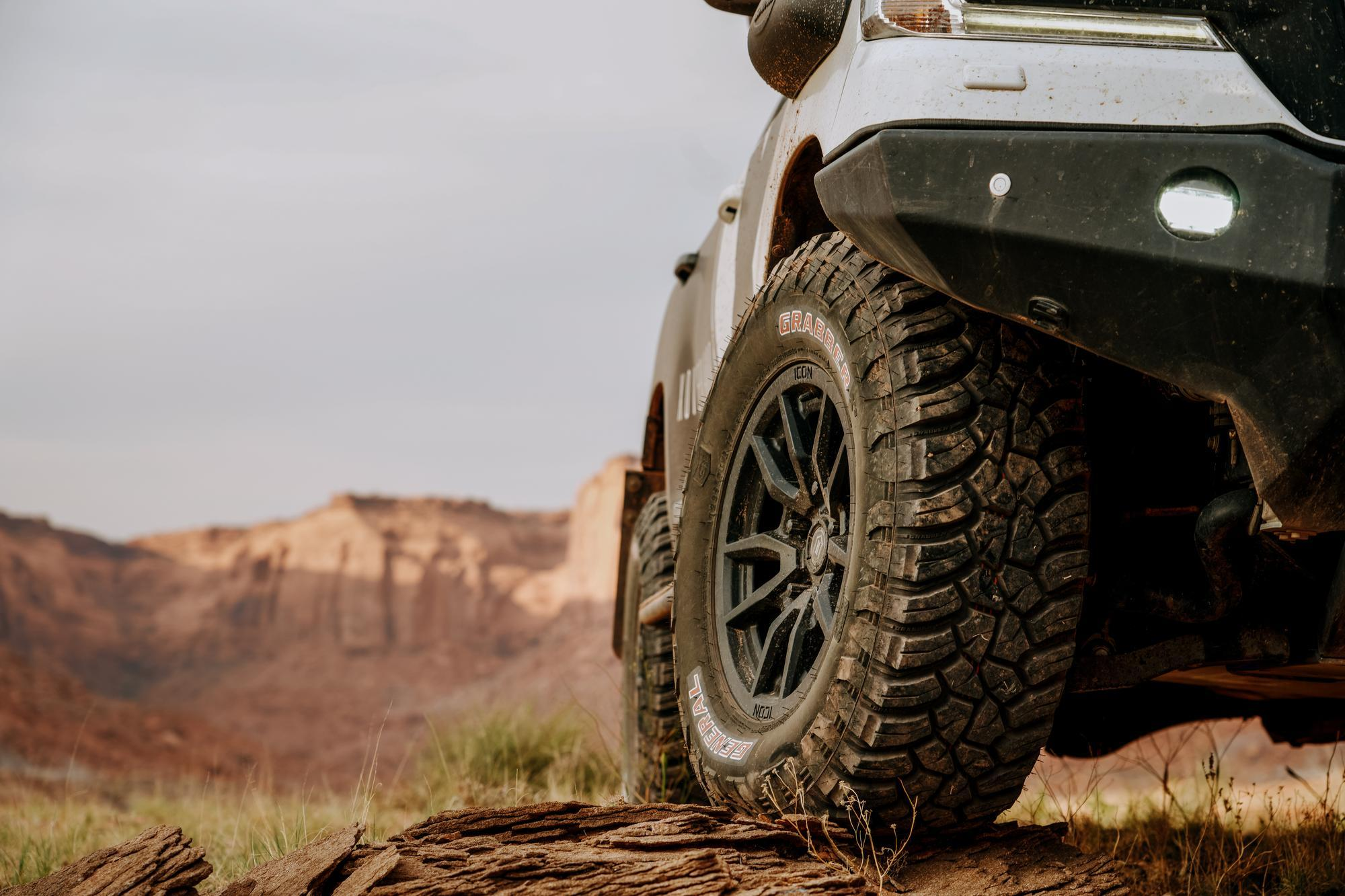 Roll On: Deciding on Wheels for Your Overlander