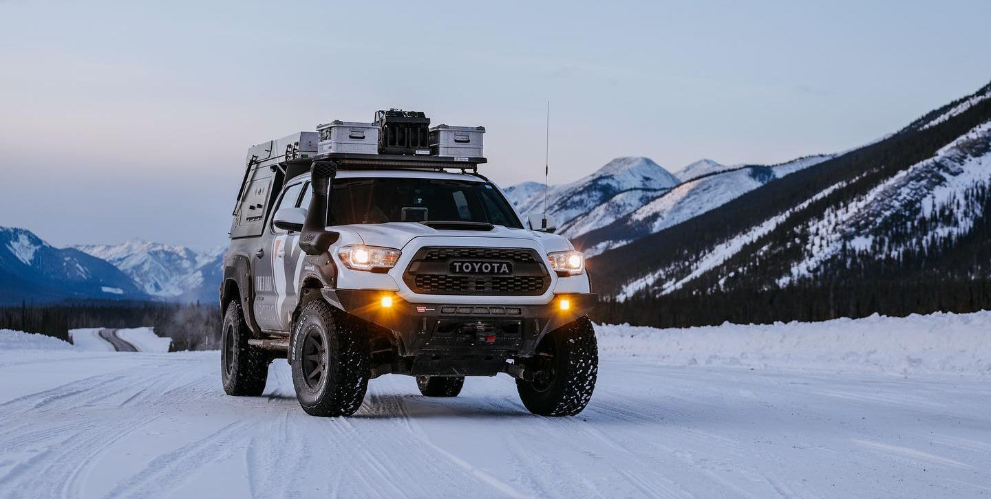 Not Taken Lightly: The Overlander's Guide to Off-Road Lighting