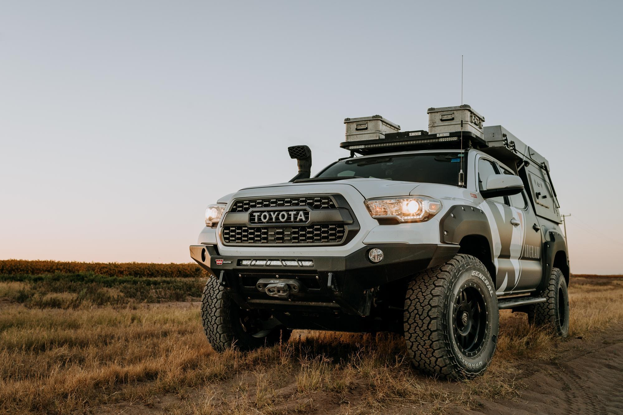 Rubber Match Part II: Choosing the Right Tire for Your Overlander