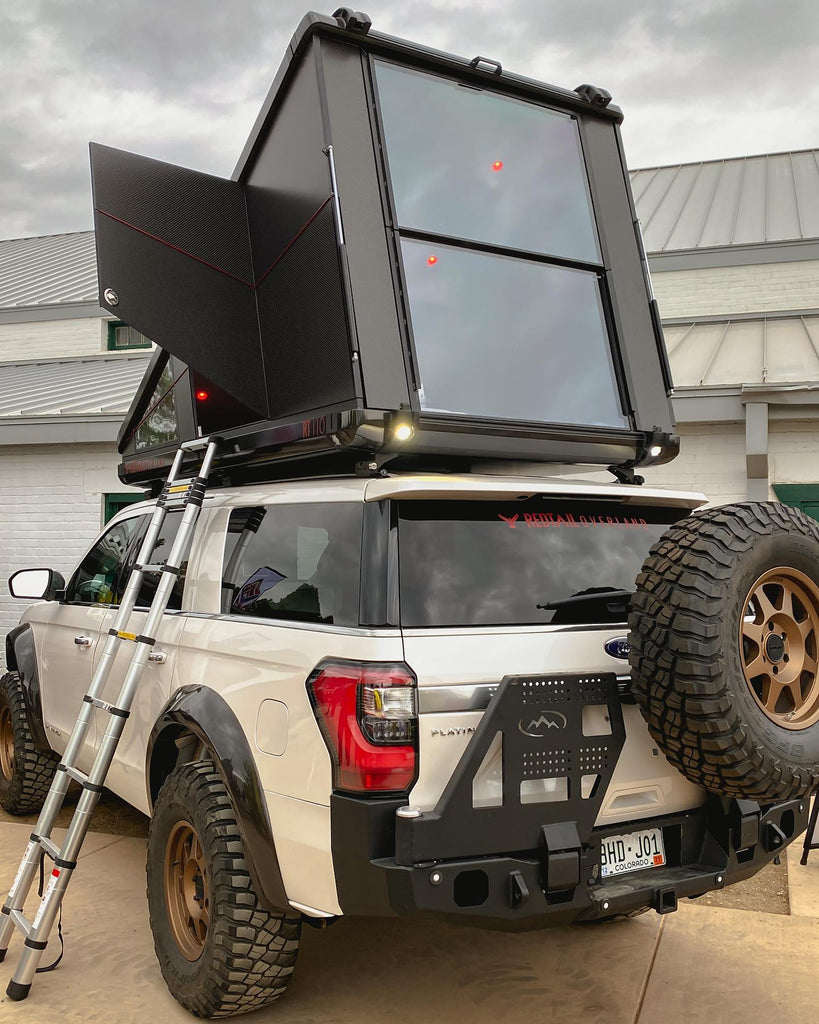 Red Tail roof top tent