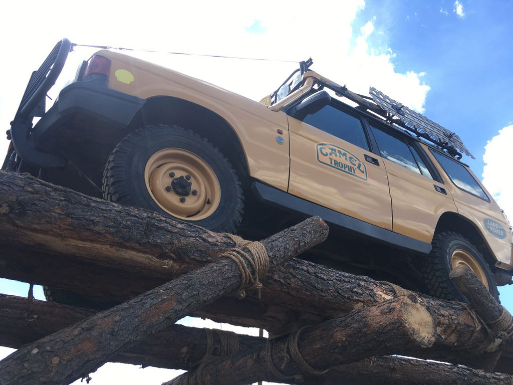 Land Rover at Overland Expo