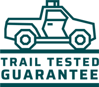 trail tested guarantee