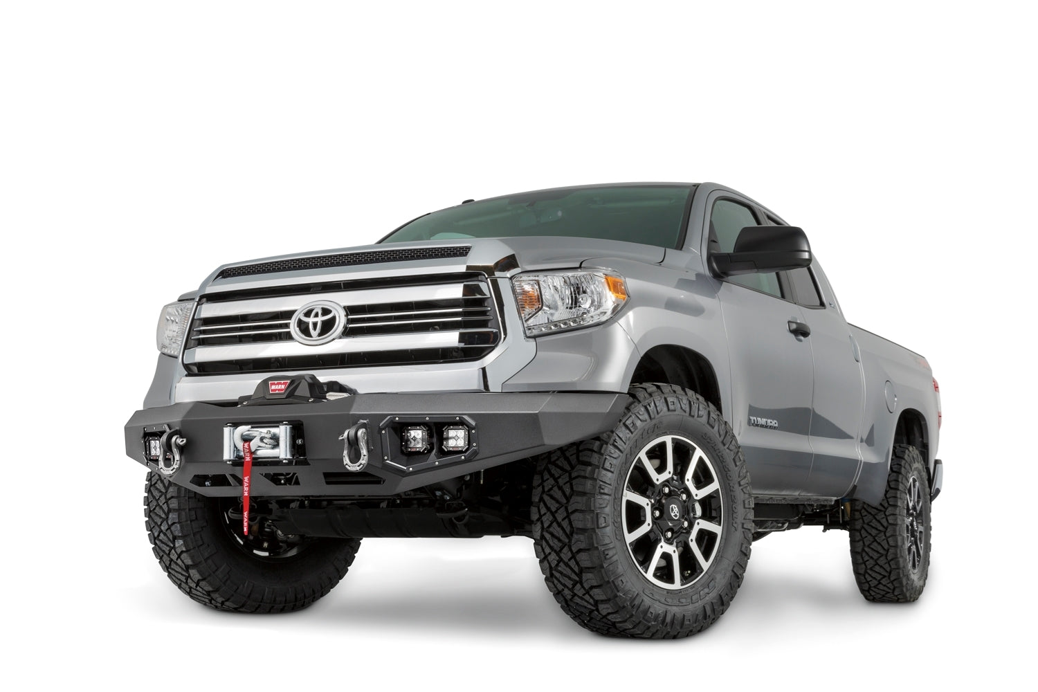 Warn Ascent Front Bumper | Toyota Tundra