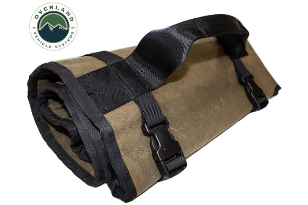 Overland Vehicle Systems Rolled Bag General Tools