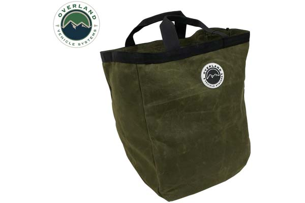Overland Vehicle Systems Canvas Tote