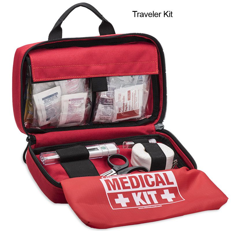 Chinook Medical Traveler Kit