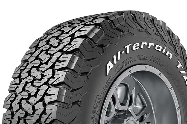 BF Goodrich All Terrain T/A KO2 Tires