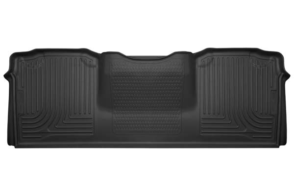 Husky Liners WeatherBeater Floor Liners 2nd Row Floor Liners | Dodge Ram, Ram 1500/2500/3500