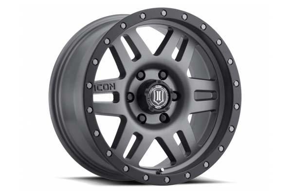 ICON Six Speed Wheels