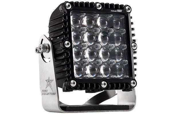 Rigid Industries Q2 Series LED Lights Hyperspot Light Beam Pattern