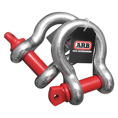 ARB Recovery Bow Shackles