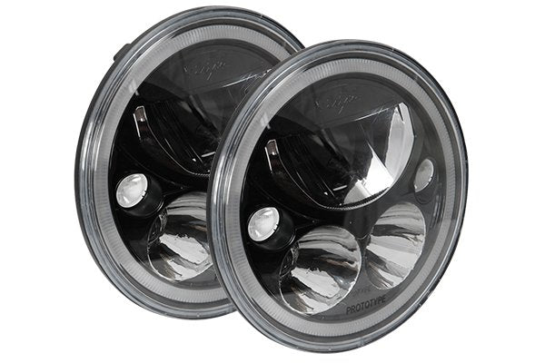 "Vision X Vortex LED Replacement Headlights 7"" Round"