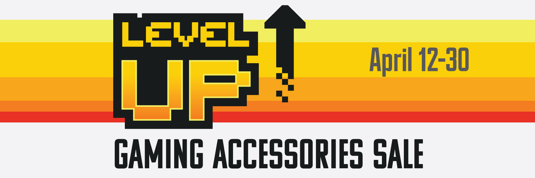 level up gaming accessories sale