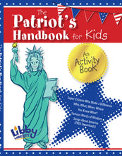 Load image into Gallery viewer, Patriot's Handbook For Kids: An Activity Book