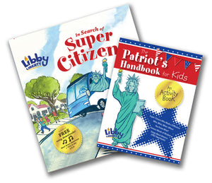 Libby Liberty Books Bundle
