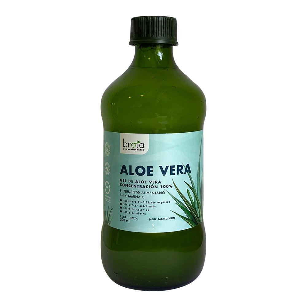 Aloe Vera Gel Brota 500ml