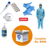 Pluspin Complete Covid Kit