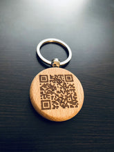 Load image into Gallery viewer, Tap Tag Keychain