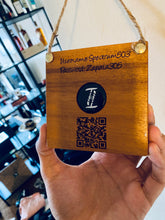 Load image into Gallery viewer, wood wifi porter NFC