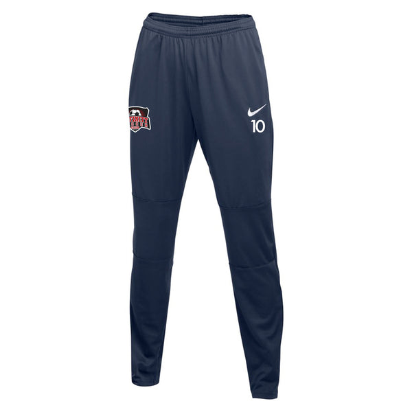 Infinity Soccer Club Pant Navy Youth and Women's