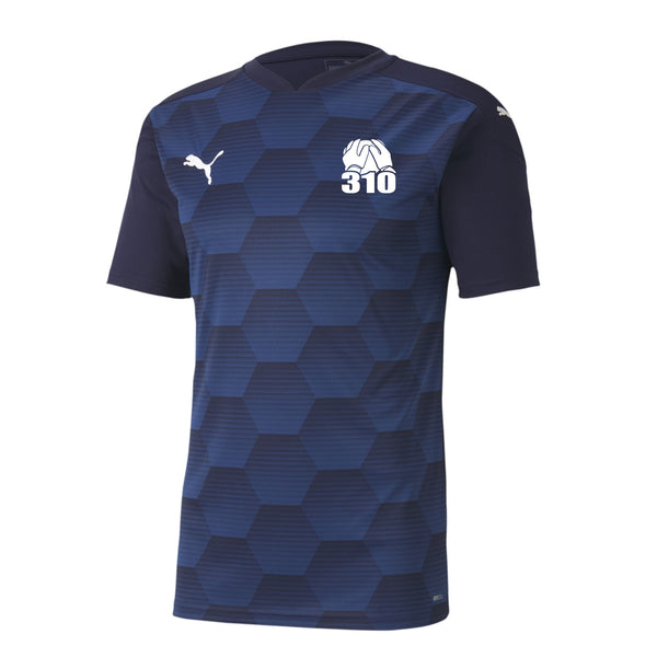BF310 Navy Jersey - Youth/Adult