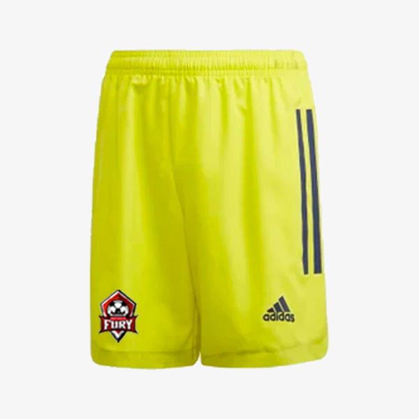 ONTARIO FURY GOALKEEPER SHORTS - YOUTH/MENS/WOMENS